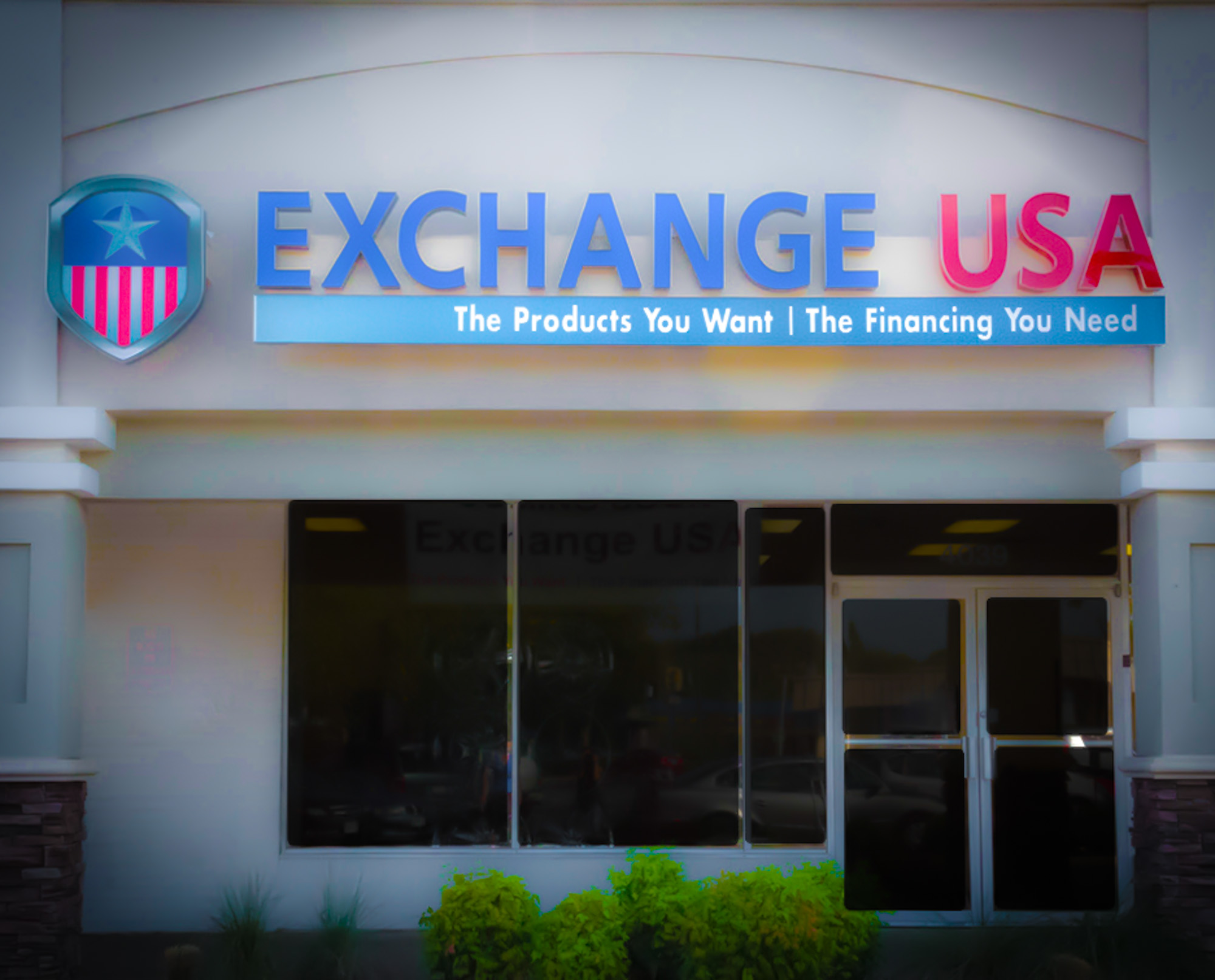 We've got exciting news regarding our catalog site, Exchange USA !